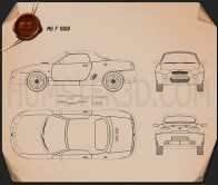 MG F 1999 Blueprint