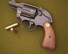 Colt Cobra 3D model