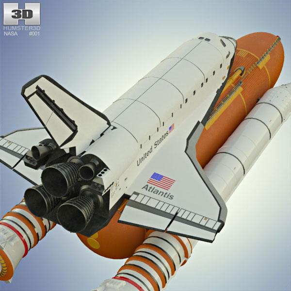space shuttle atlantis toy - photo #22