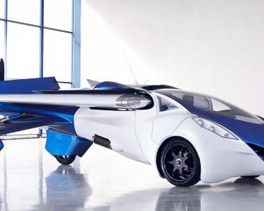 Slovak project AeroMobil