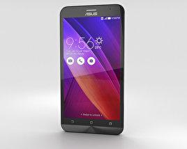 Asus Zenfone 2 Sheer Gold 3D model