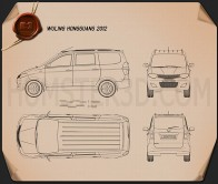 Wuling Hong Guang 2013 Blueprint