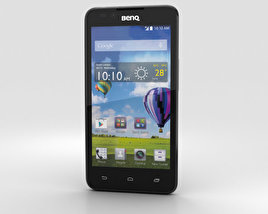 BenQ T3 Black 3D model