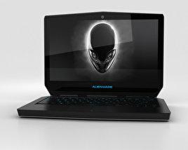 Dell Alienware 13 3D model