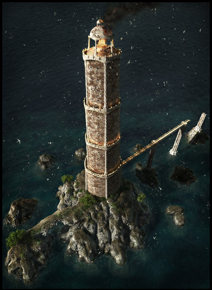Seagulls' Lighthouse