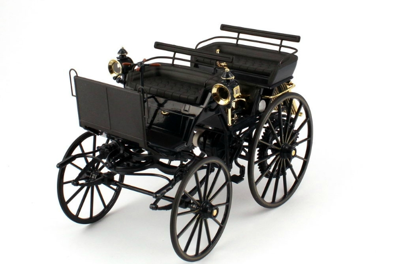 Daimler Motorized Carriage