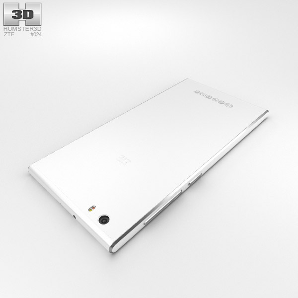 color gamut zte star 2 white the
