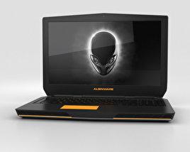 Dell Alienware 17 3D model