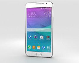 Samsung Galaxy Grand Max White 3D model
