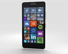 Microsoft Lumia 640 LTE White 3D model
