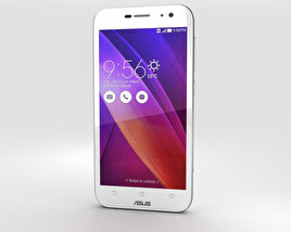 Asus Zenfone Zoom Glacier White 3D model
