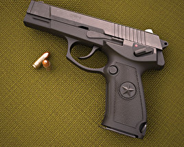QSZ-92 3D model