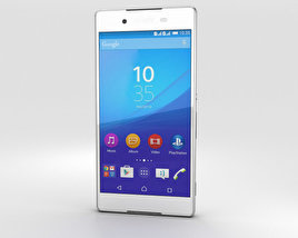 Sony Xperia Z4 White 3D model