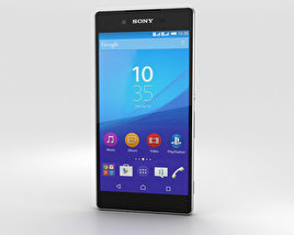 Sony Xperia Z4 Aqua Green 3D model