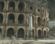 Collosseum Ruins