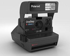 Polaroid OneStep 600 3D model
