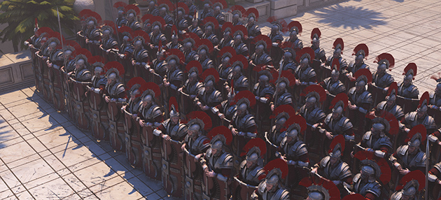 Rome army