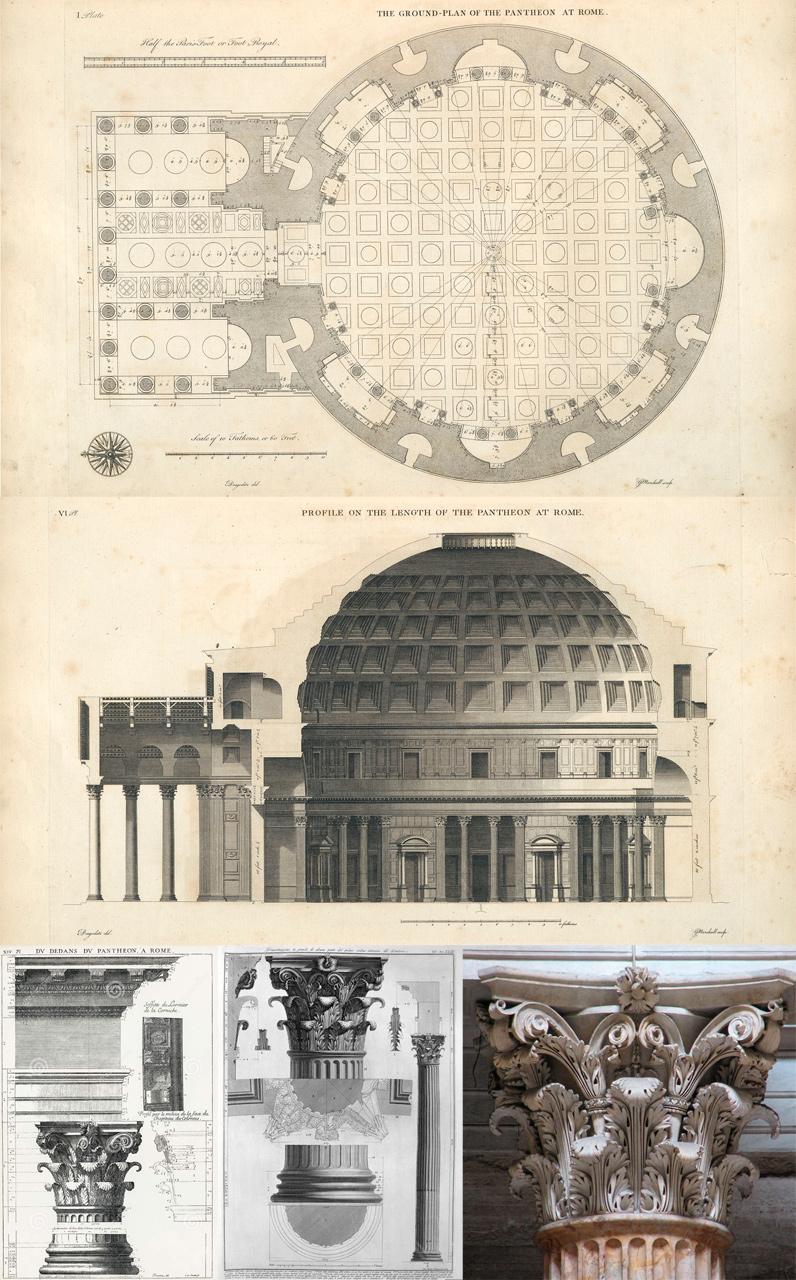 References of Pantheon