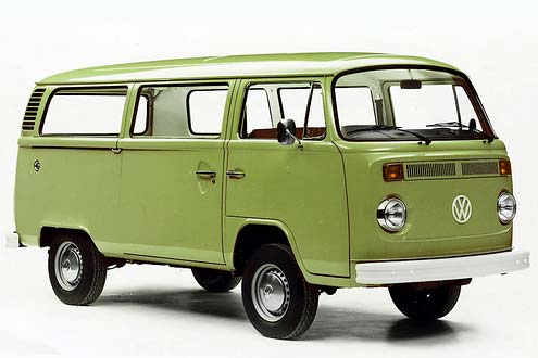 The Volkswagen Type 2 (T2)