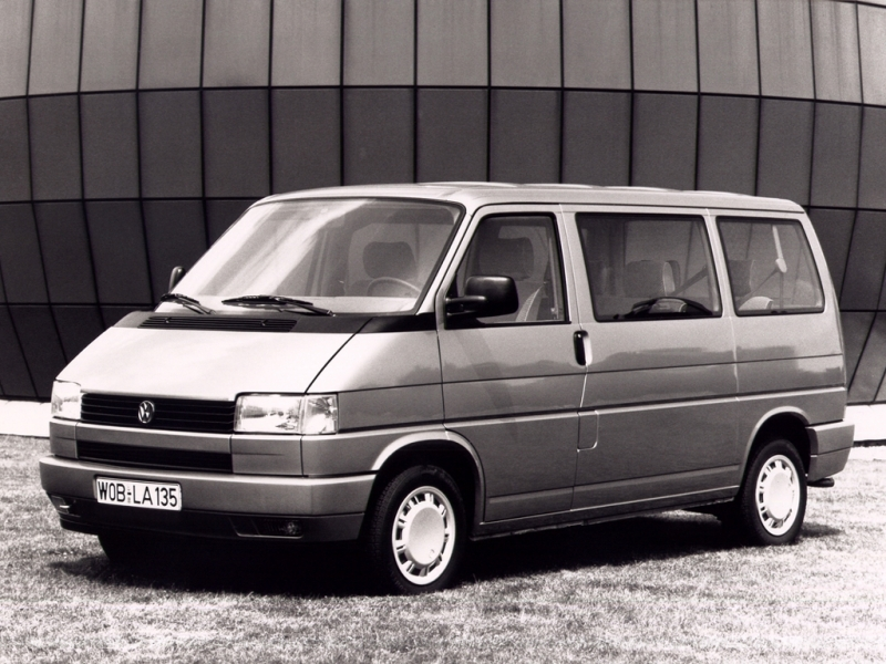 The Volkswagen Type 2 (T4)