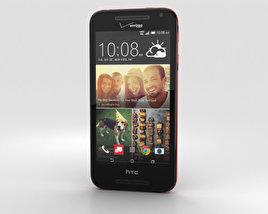 HTC Desire 612 Black 3D model