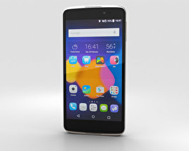 Alcatel One Touch Idol 3 4.7-inch Champagne 3D model