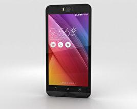 Asus Zenfone Selfie (ZD551KL) Glamour Red 3D model
