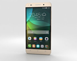 Huawei Honor 4C Gold 3D model