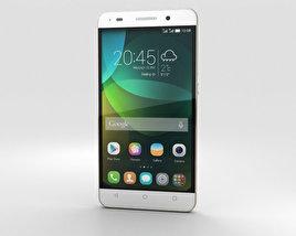 Huawei Honor 4C White 3D model