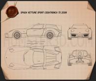 SVS Codatronca TS 2008 Blueprint