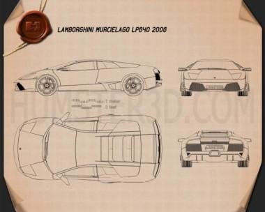 Supercar Blueprint Models Download