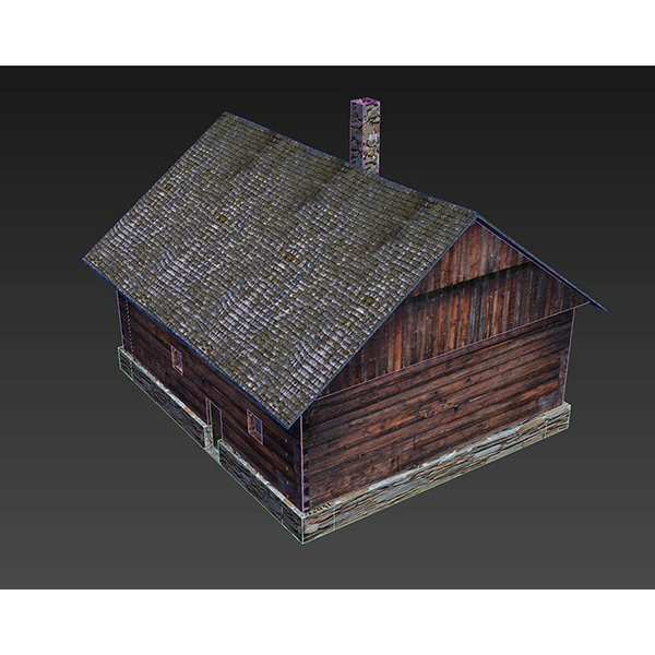 Old house download free 3d models for Free 3d house models