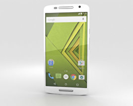 Motorola Moto X Play White 3D model