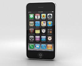 Apple iPhone 3GS Black 3D model