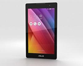 Asus ZenPad C 7.0 White 3D model