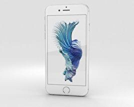 Apple iPhone 6s Silver 3D model