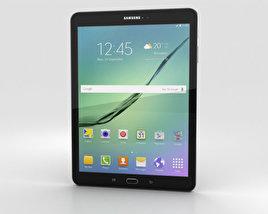 Samsung Galaxy Tab S2 9.7-inch Black 3D model