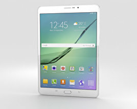 Samsung Galaxy Tab S2 8.0-inch LTE White 3D model
