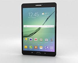 Samsung Galaxy Tab S2 8.0 Wi-Fi Black 3D model