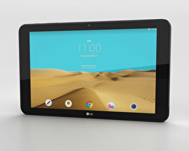 LG G Pad II 10.1 Brilliant Bronze 3D model
