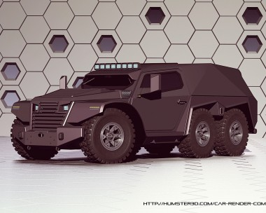 Luxury Armored Vehicle