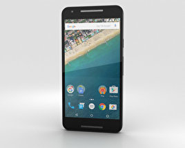 LG Nexus 5X Carbon 3D model