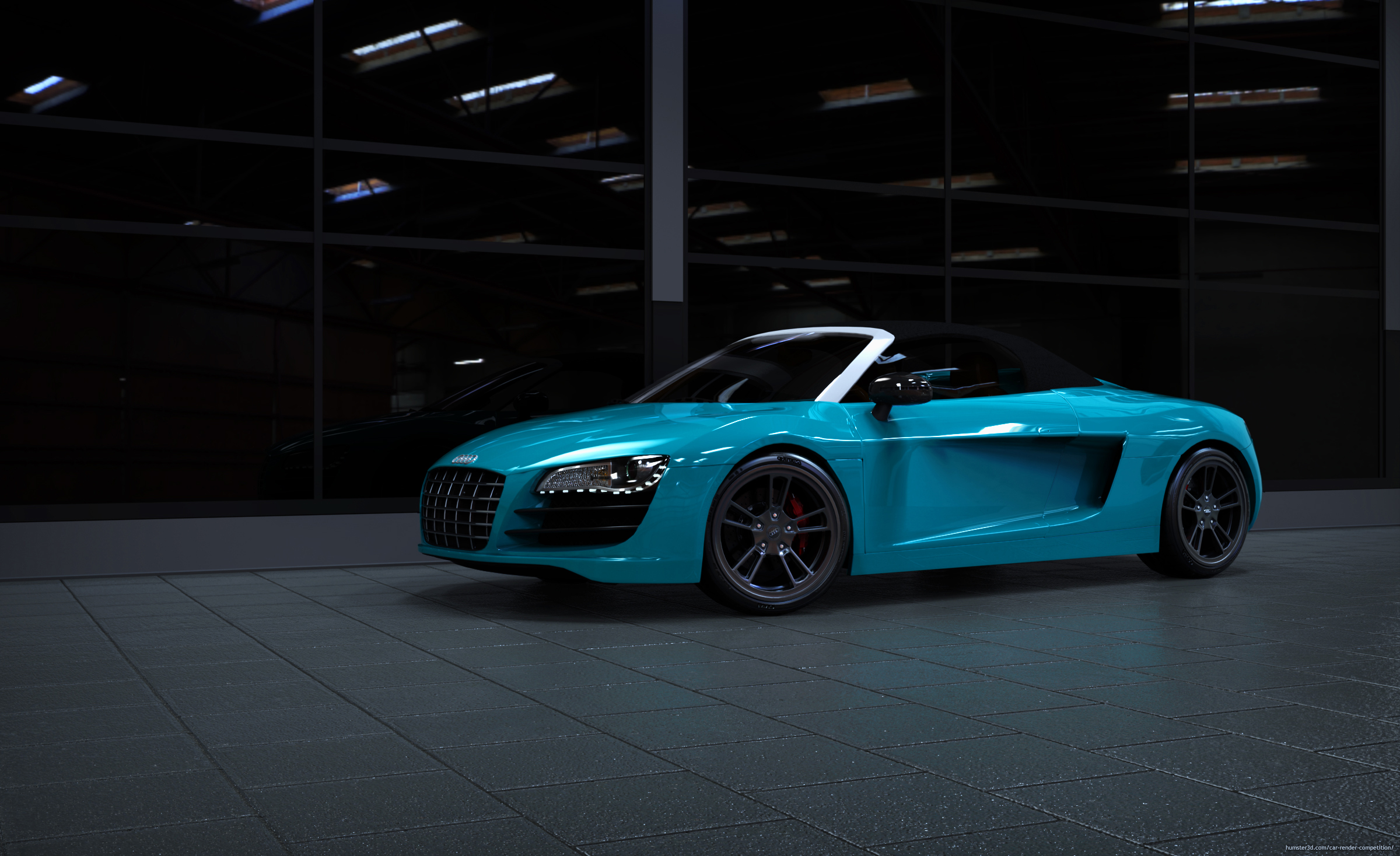 Factory New Audi R8 Roadster