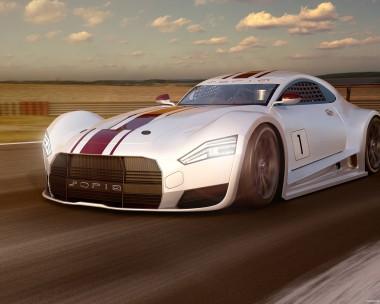 Soria – The concept car
