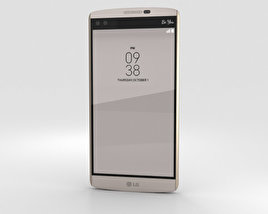 LG V10 Modern Beige 3D model
