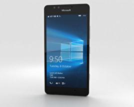 Microsoft Lumia 950 White 3D model