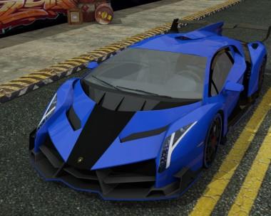 My Dream Car Lamborghini Veneno