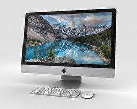 Apple iMac 27-inch 2015 3D model
