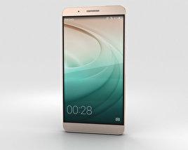 Huawei Honor 7i Gold 3D model