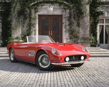 Ferrari 250 gt california spyder 1961